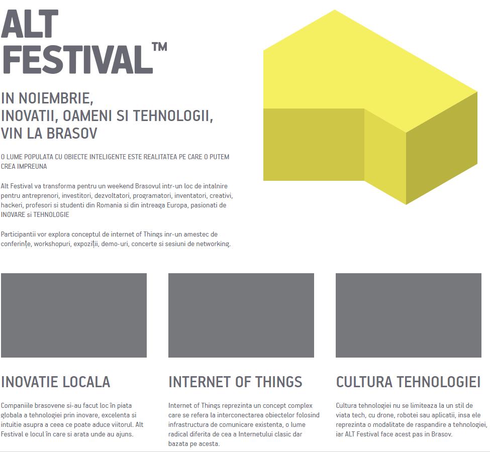 descrierea alt festival www.agilehub.ro