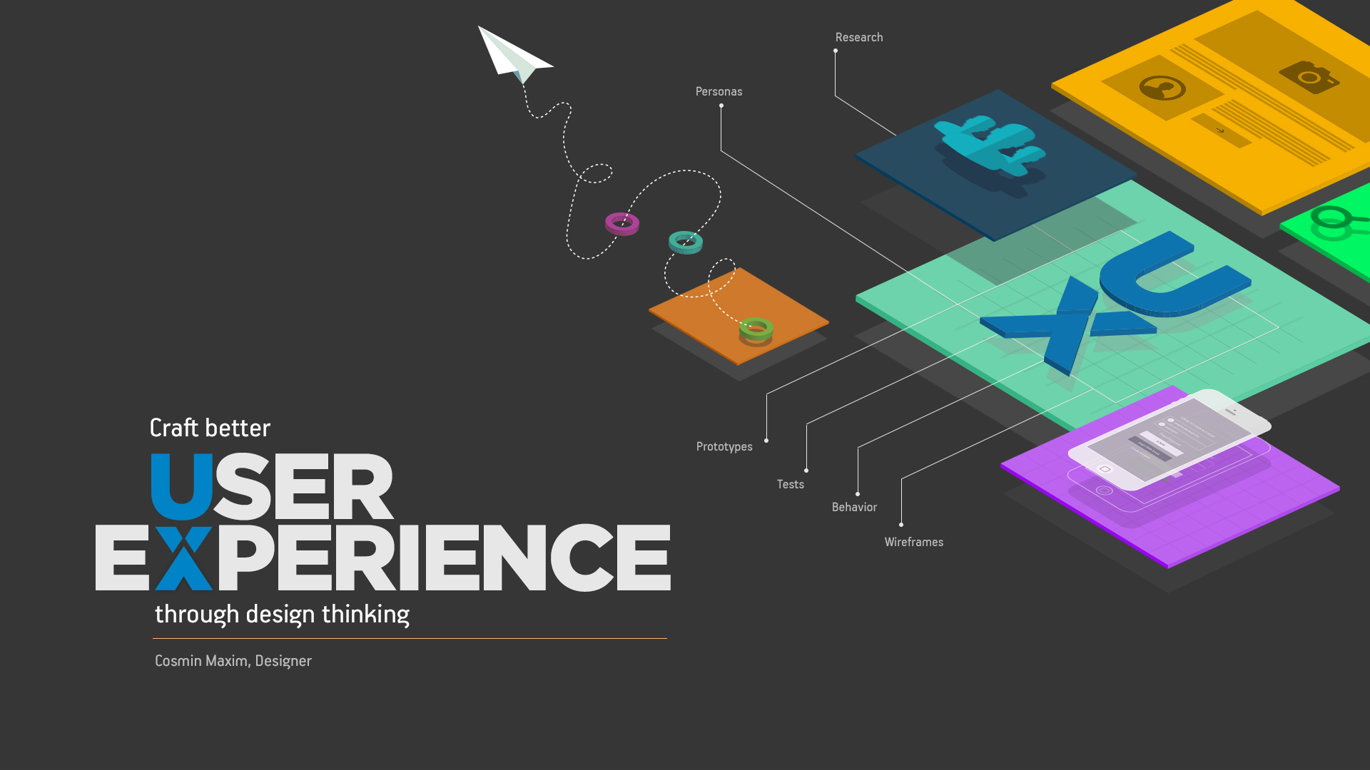 craft better user experience